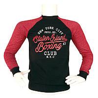 Мужской свитер реглан - №2181