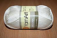 YarnArt Begonia 6282 топленое молоко