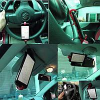 Держатель автомобильный для телефона смартфона универсальный