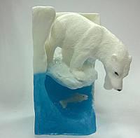 Мыло Мишка на льдине