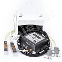 Ультразвуковой расходомер-счётчик ДНЕПР 7У для гетерогенной (загрязненной) жидкости с накладными датчиками