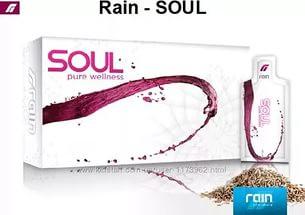Здоровое питание 21 го века  на каждый день - смузи из семян Rain Soul. Заменяет 10 порций фруктов и овощей!