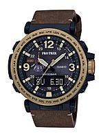 Мужские часы CASIO PRO TREK PRG-600YL-5ER оригинал