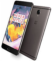 Смартфон OnePlus 3T 6\64Gb Gunmetal Grey
