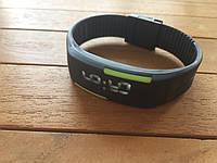 Спортивные силиконовые Led часы green
