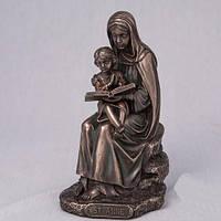 """Статуя """"Святая Анна"""" 15 см. Бронзовые Статуэтки"""