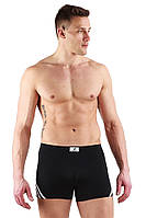 Трусы мужские боксеры брифы Вискоза Cross Man  XL, Черный