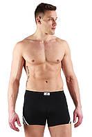 Трусы мужские боксеры брифы Вискоза Cross Man  2XL, Черный