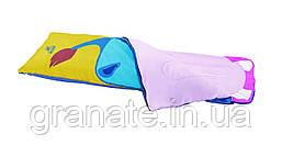 Спальник - одеяло для детей от 6-10 лет, 165х65 см