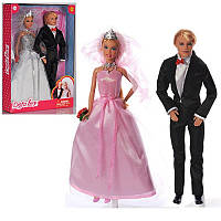 """Кукла """"Жених и Невеста"""" DEFA 8305"""