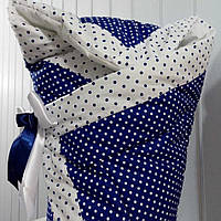 Конверт одеяло для выписки из роддома