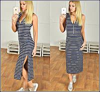 Жнское стильное длинное платье  ВВ91