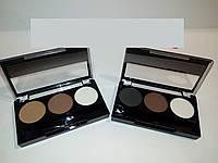 Набор теней для коррекции бровей LN Professional Beauty Express