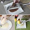 Терка для кухни Finether 331001. Нержавейка, качество!!!, фото 4