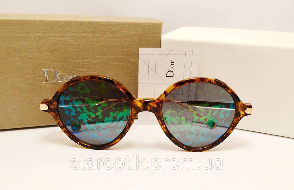Женские солнцезащитные очки Dior Umbrage Lux Green, фото 1