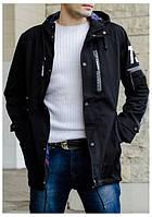 Мужские демисезонные куртки в стиле милитари уже в продаже