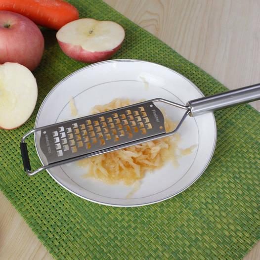 Терка для кухни Finether 331002. Нержавейка, качество!!!