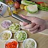 Терка для кухни Finether 331002. Нержавейка, качество!!!, фото 7