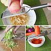 Терка для кухни Finether 331002. Нержавейка, качество!!!, фото 5