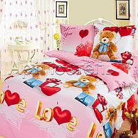 Ткань для детского постельного белья, бязь Сюрприз