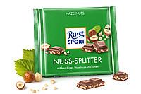 Шоколад Ritter Sport Nuss-Splitter (с лесным орехом) Германия 100г