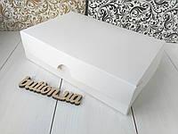 Коробка 225/150/60мм белая