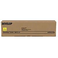 Тонер Develop TN-711Y Yellow, для ineo+ 654 754 (A3VU2D0)