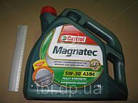 Масло моторное Castrol Magnatec 5W-30 A3/В4 (Канистра 4л)