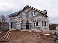 Дом из газоблока, пеноблока, монолитные дома под ключ