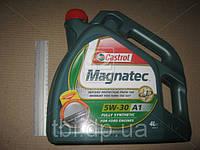 Масло моторное Castrol Magnatec 5W-30 A5 (Канистра 4л)