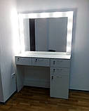 Стол для визажиста с подсветкой V96, фото 3