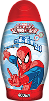 Гель-пена для душа 2в1 Spider-Man Double effect 480 мл