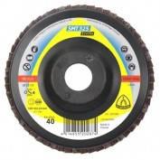 Круг лепестковый торцевой (КЛТ) Klingspor SMT 325 125*22,23 P40 (321660)