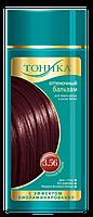 Оттеночный бальзам для волос Тоника с эффектом биоламинирования 3.56 Сочная вишня 150 мл