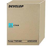 Тонер Develop TNP48C cyan, для ineo+ 3350 3850 *FS (A5X04D0)