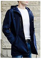 Демисезонная куртка милитари мужская 52