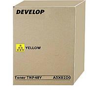 Тонер Develop TNP48Y yellow, для ineo+3350 3850 FS (A5X02D0)