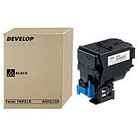 Тонер Develop TNP51K black, для ineo+ 3110 (A0X51D5)