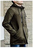 Куртка демисезонная мужская в стиле милитари