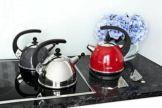Чайники для газовых индукционных и электрических плит
