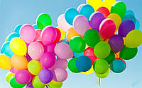 Гелієві кульки Тернопіль.Гелиевые шары