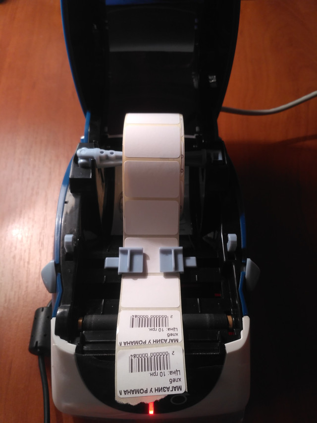 Принтер этикеток HPRT LPQ58