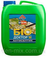 Грунтовка с антисептическим действием для минеральных оснований- биодоктор М ИР-012.