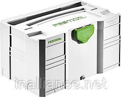 Мини-систейнер T-LOC SYS-MINI 3 TL Festool 202544