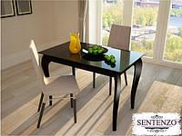 """Стеклянные столы (мебельная фабрика """"Sentenzo"""")"""
