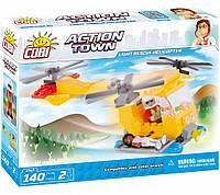 Конструктор COBI серия Action Town - Легкий спасательный вертолет