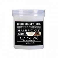 Уна Хеа Фуд Масло кокоса. Маска для восстановления структуры волос, 1000 мл