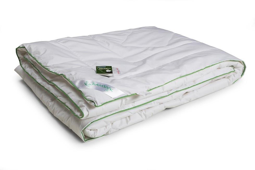Одеяло Бамбук двуспальное 172x205 демисезонное 250гр.м/кв Руно (316.52БКУ)
