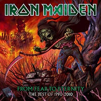 Музыкальный CD-диск. Iron Maiden - From Fear To Eterniity - The Best of 1990-2010 (2CD)