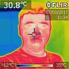 Тепловизионное обследование.